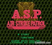 Air Strike Patrol