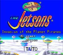 Jetsons: Invastion of the Planet Pirates